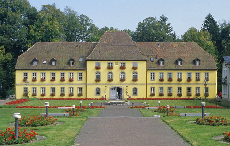 Bad Ansbach bad alexandersbad schloss