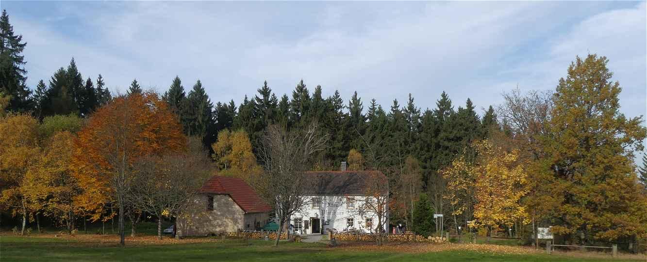 Ausflugsgaststatte Altes Pfarrhaus